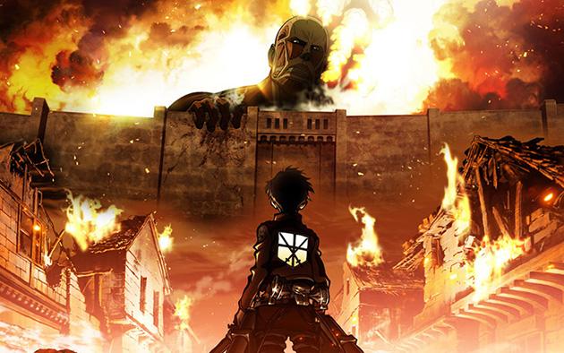 >Attack on titan ผ่าพิภพไททัน ภาค 1 ตอนที่ 1-25 พากย์ไทย