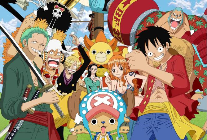 >One Piece ดูวันพีชตอนที่ 1-898 พากย์ไทย ซับไทย ตอนล่าสุด