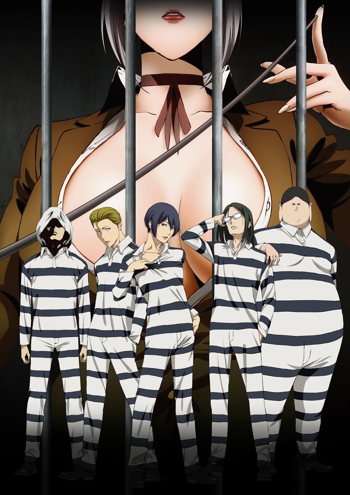 >Kangoku Gakuen (Prison School) โรงเรียนคุก