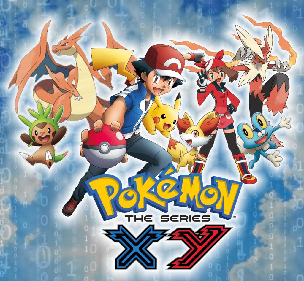 >Pokemon โปเกม่อนภาคปี 17 Pokemon XY ตอนที่ 1-50 พากย์ไทย