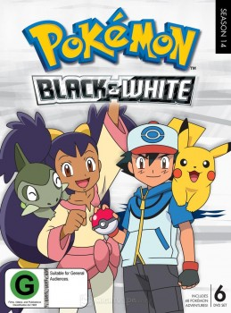 >Pokemon โปเกม่อนภาคปี 14 Black and White ตอนที่ 1-52 พากย์ไทย