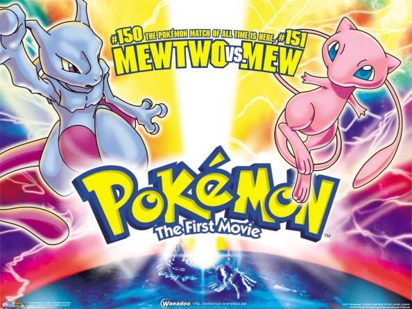 >Pokemon The Movie 1 Mewtwo Strikes Back ความแค้นของมิวทู