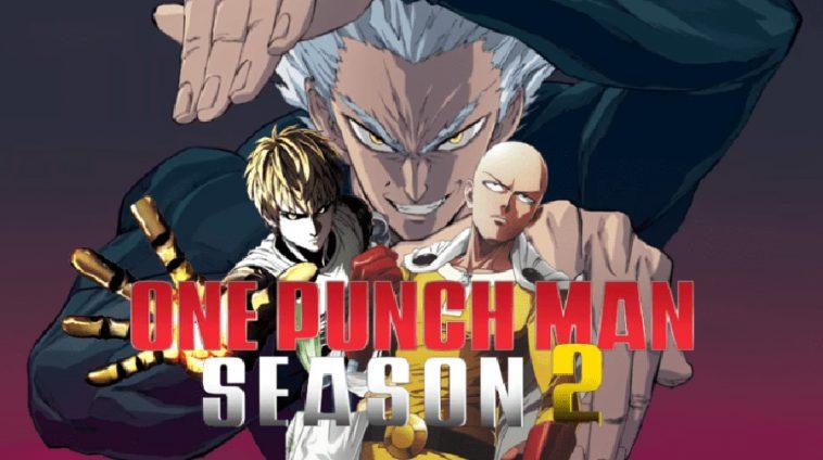 >ไซตามะ ภาค2 ตอนที่ 1-6 ซับไทย (One Punch Man Season 2) ยังไม่จบ
