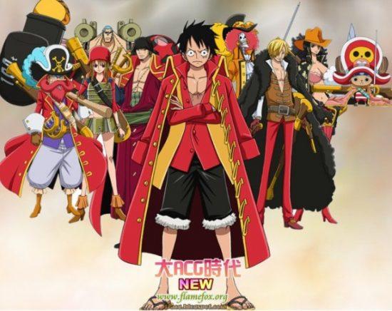 >วันพีชเดอะมูฟวี่ 12 (One Piece The Movie 12) Flim Z (2012) พากย์ไทย ซับไทย