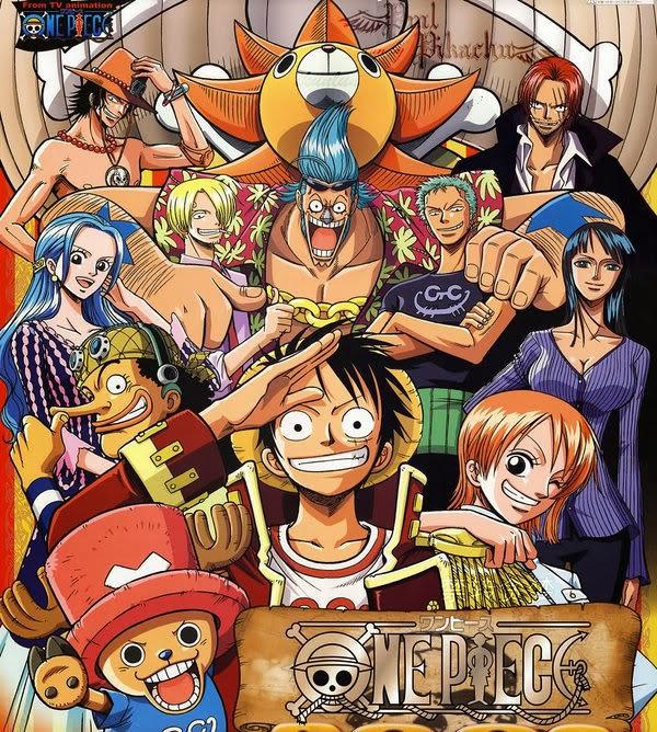 >วันพีช One Piece ภาค 6 เกาะแห่งท้องฟ้า ตอนที่ 145-196 พากย์ไทย