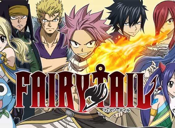 >Fairy Tail ดูแฟรี่เทลตอนที่ 1-322 พากย์ไทย ซับไทย ตอนล่าสุด