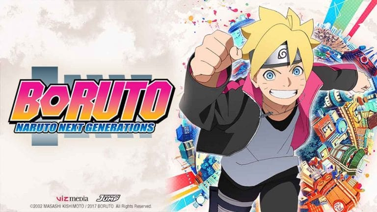 >ดูโบรูโตะ Boruto: Naruto Next Generations ตอนที่ 1-132 ซับไทย