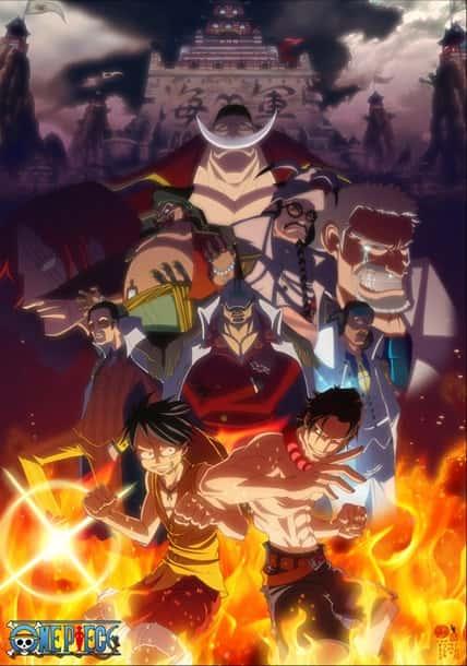 >วันพีช One Piece ภาค 14 สงคราม มารีนฟอร์ด ตอนที่ 457-516 พากย์ไทย