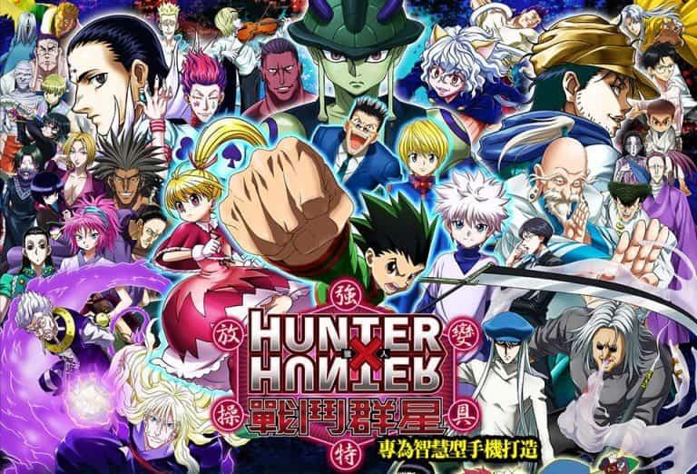 >Hunter x Hunter ฮันเตอร์ x ฮันเตอร์ ตอนที่ 1-148 พากย์ไทย