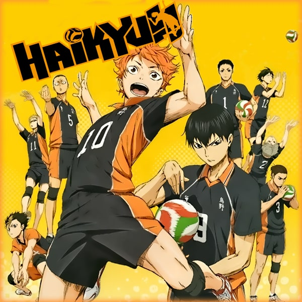 >Haikyuu ไฮคิว คู่ตบฟ้าประทาน ภาค 1 ตอนที่ 1-25 ซับไทย