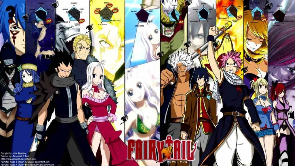 >Fairy Tail แฟรี่เทล ซีซั่น 7 ภาคศึกราชันย์มังกร ตอนที่ 176-277 ซับไทย