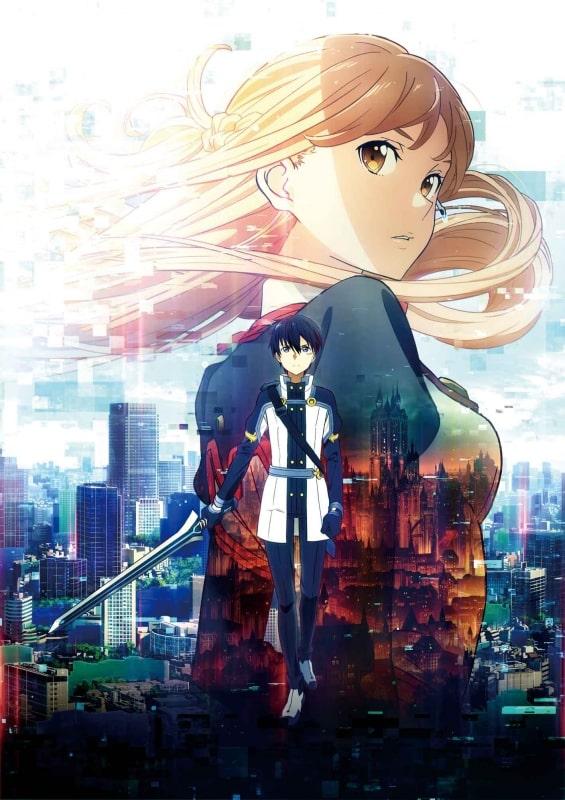 >Sword Art Online The Movie ซอร์ดอาร์ตออนไลน์ เดอะมูฟวี่ Ordinal Scale พากย์ไทย ซับไทย