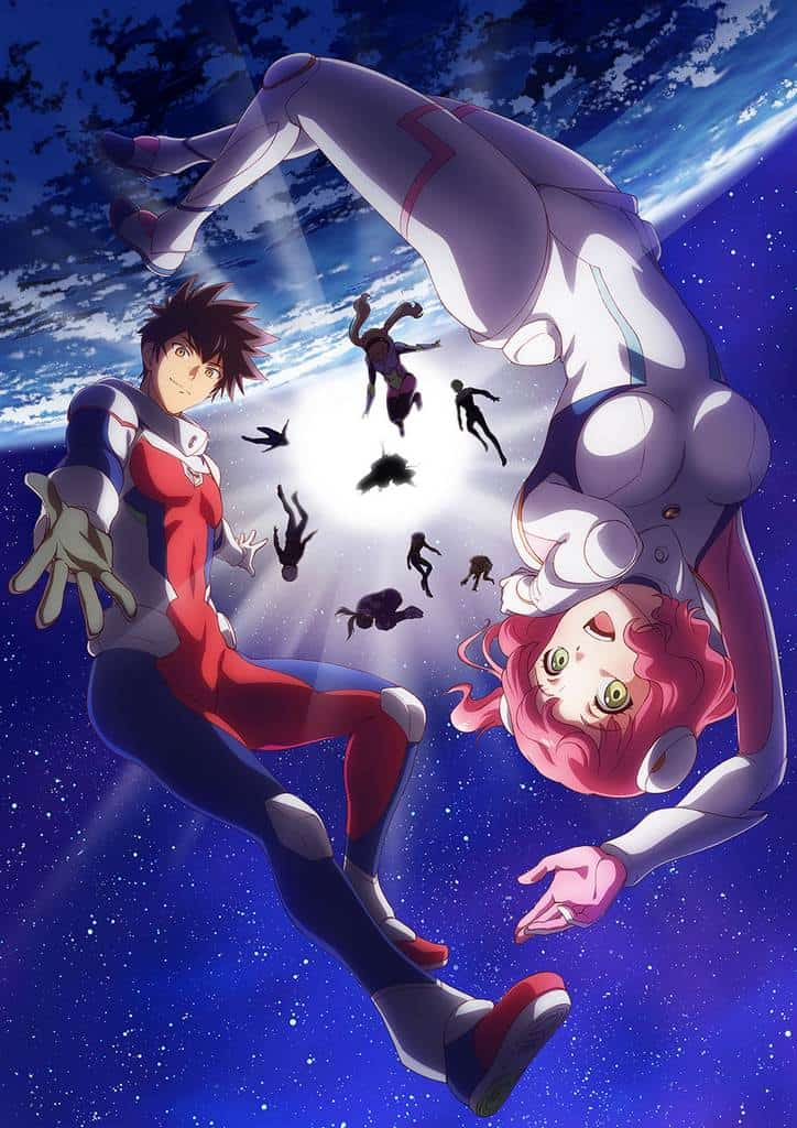>Kanata no Astra (Astra Lost in Space) ตอนที่ 1-12 ซับไทย