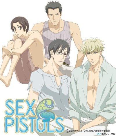 >Sex Pistols [Yaoi 18+] OVA1-2 ซับไทย