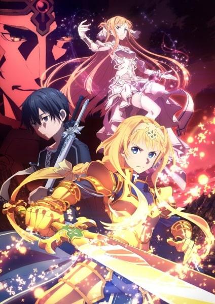 >Sword Art Online Alicization: War of underworld ซอร์ดอาร์ตออนไลน์ ตอนที่ 1-6 ซับไทย