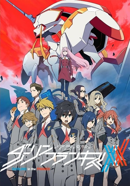 Darling-in-the-FranXX-ซับไทย