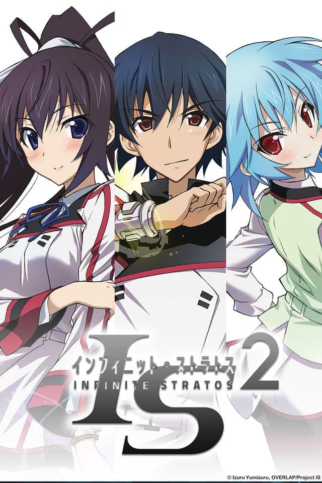 >Infinite Stratos ss2 ปฏิบัติการรักจักรกลทะยานฟ้า ภาค2 ตอนที่ 1-12 พากย์ไทย