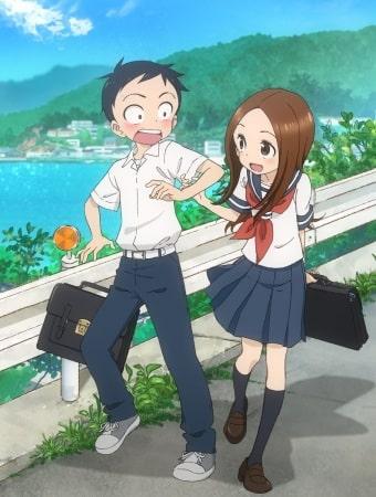 >Karakai Jouzu no Takagi-san ตอนที่ 1-12+OVA ซับไทย