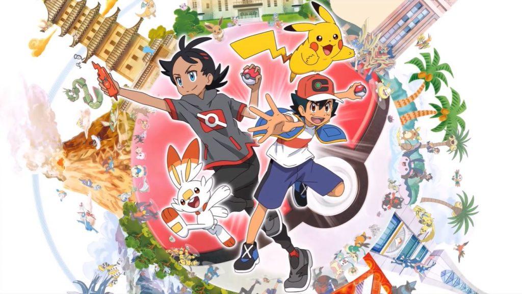 >Pokemon Journey โปเกม่อน เจอร์นีย์ ปี23 ตอนที่ 1-24 พากย์ไทย