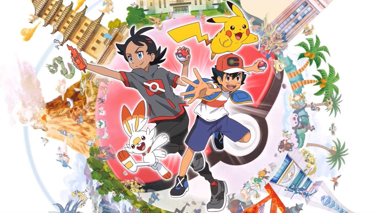 >Pokemon Journey โปเกม่อน เจอร์นีย์ ปี23 ตอนที่ 1-16 พากย์ไทย