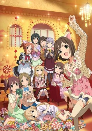 >The iDOLM@STER Cinderella Girls ตอนที่ 1-26+OVA ซับไทย