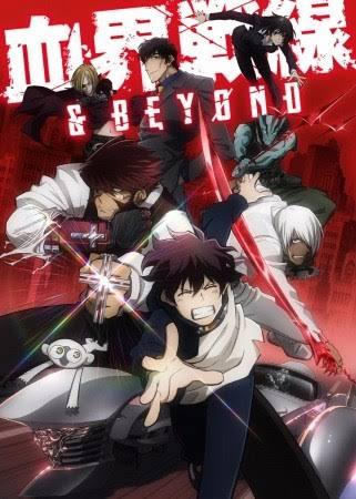 >Kekkai Sensen & Beyond (ภาค2) ตอนที่ 1-12 ซับไทย