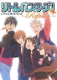 >Little Busters! – Refrain (ภาค2) ตอนที่ 1-13 ซับไทย
