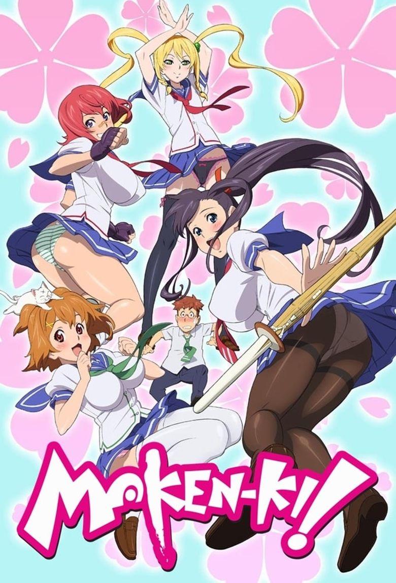 >Maken Ki! แก๊งศาสตราวุธสุดป่วน (ภาค1) ตอนที่ 1-12+OVA ซับไทย