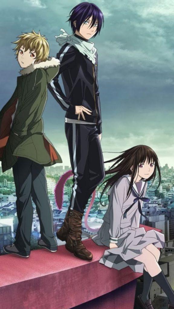 >Noragami – โนรางามิ เทวดาขาจร (ภาค1) ตอนที่ 1-12+OVA ซับไทย