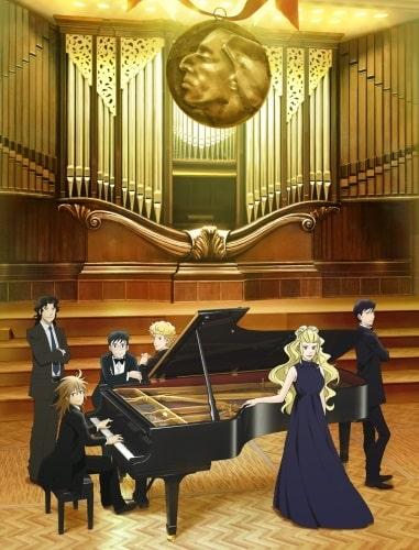 >Piano no Mori (TV) 2nd Season ภาค2 ตอนที่ 1-12 ซับไทย