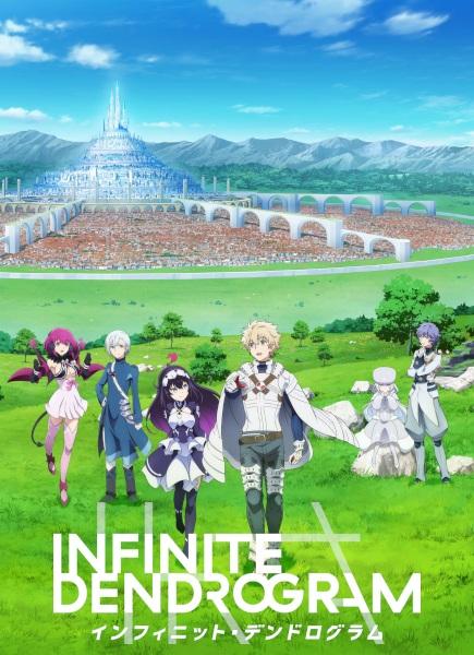 >Infinite Dendrogram ตอนที่ 1-12 ซับไทย