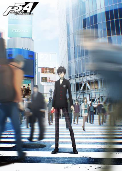 Persona-5-the-Animation-ซับไทย