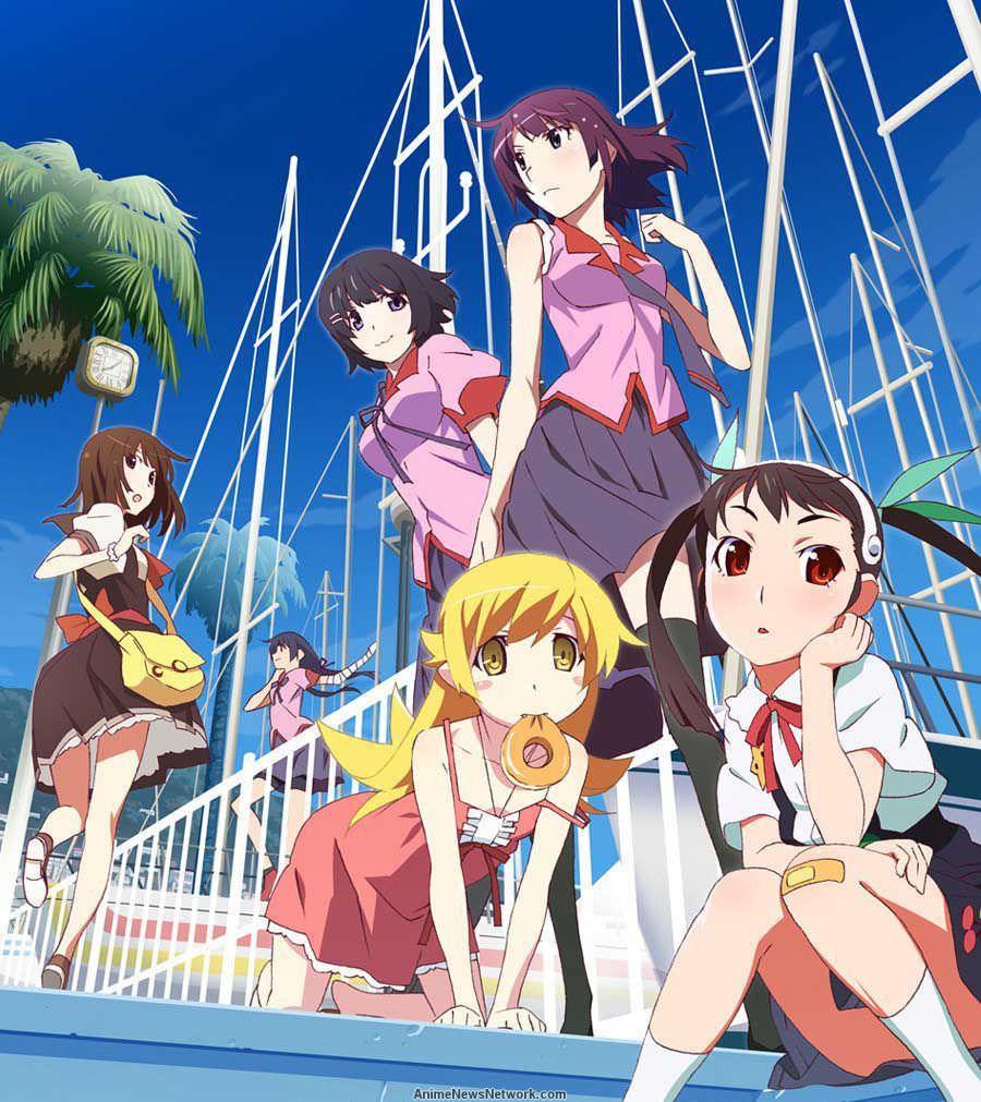 >Monogatari Series: Second Season ตอนที่ 1-26 ซับไทย