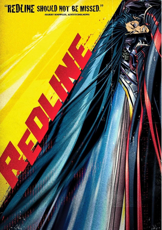 >Redline (2009) แข่งทะลุจักรวาล ซับไทย