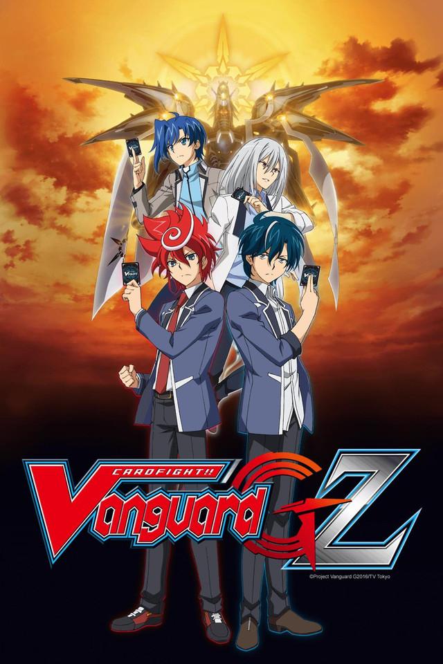 >Cardfight!! Vanguard G Z ตอนที่ 1-24 ซับไทย
