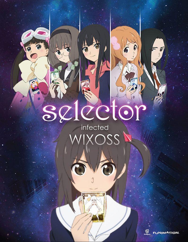 >Selector infected Wixoss ซีเล็คเตอร์ ตอนที่ 1-12 พากย์ไทย