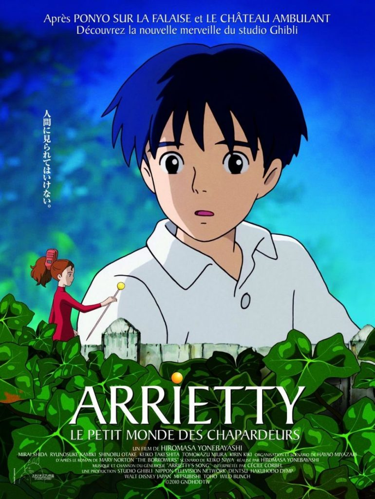 >The Secret World of Arrietty มหัศจรรย์ความลับคนตัวจิ๋ว (2010) พากย์ไทย Movie