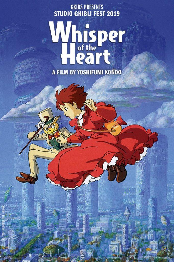 >Whisper of the Heart วันนั้น…วันไหน หัวใจจะเป็นสีชมพู (1995) ซับไทย Movie