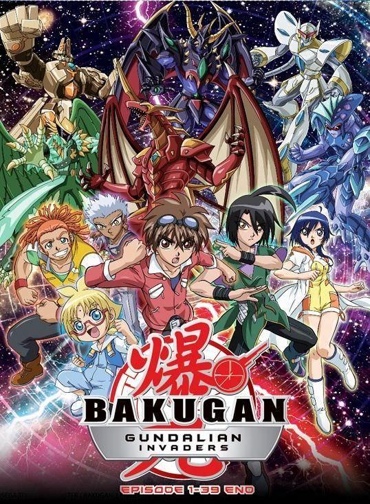 >Bakugan Battle Brawlers Gundalian Invaders บาคุกัน (ภาค3) การรุกรานของกันดาเลี่ยน ตอนที่ 1-39 พากย์ไทย