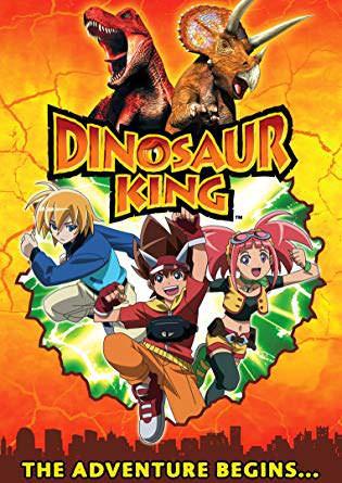 Dinosaur-King-1-ไดโนคิง-ราชันย์พันธุ์ไดโนเสาร์-ภาค1-พากย์ไทย