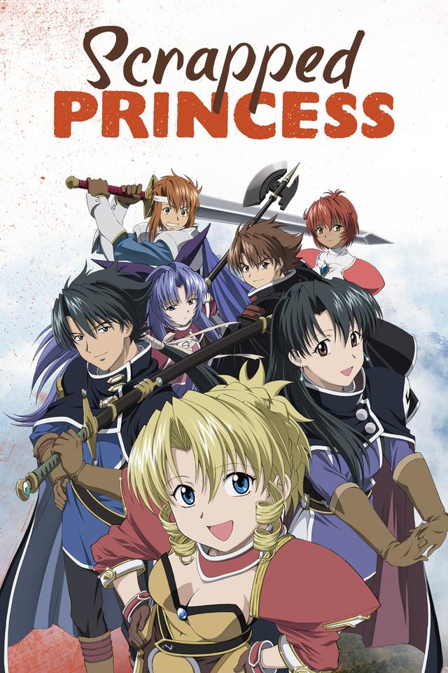 >Scrapped Princess ตอนที่ 1-24 ซับไทย
