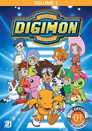 >Digimon Adventure ดิจิมอน แอดเวนเจอร์ ภาค1 ตอนที่ 1-27 พากย์ไทย