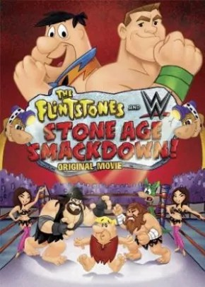 >The Flintstones And WWE : Stone Age Smackdown! มนุษย์หินฟลินท์สโตน กับศึกสแมคดาวน์ พากย์ไทย