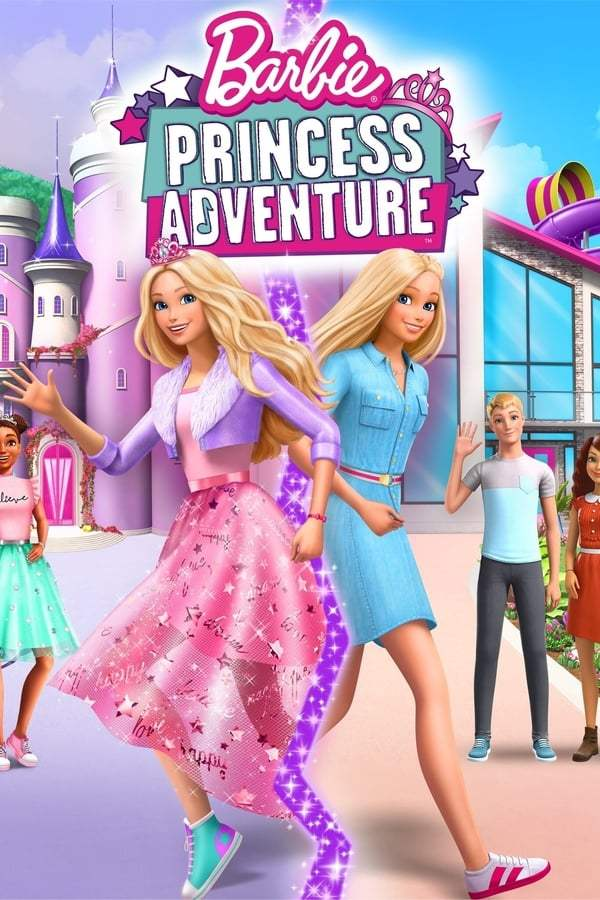 >Barbie Princess Adventure บาร์บี้ ภารกิจลับฉบับเจ้าหญิง The Movie 1080p พากย์ไทย