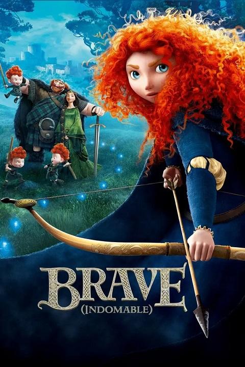 >Brave (2012) นักรบสาวหัวใจมหากาฬ The Movie พากย์ไทย