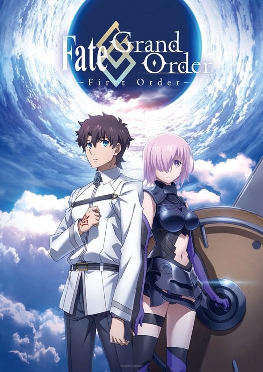 >Fate Grand Order – First Order ซับไทย Movie