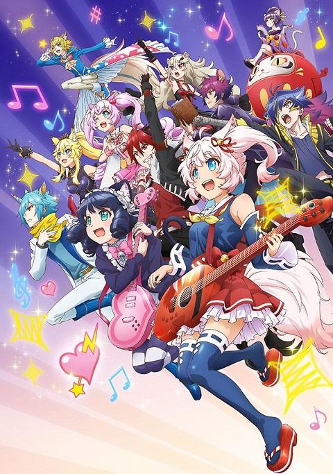 >Show by Rock!! Stars!! ภาค 4 ตอนที่ 1-3 ซับไทย