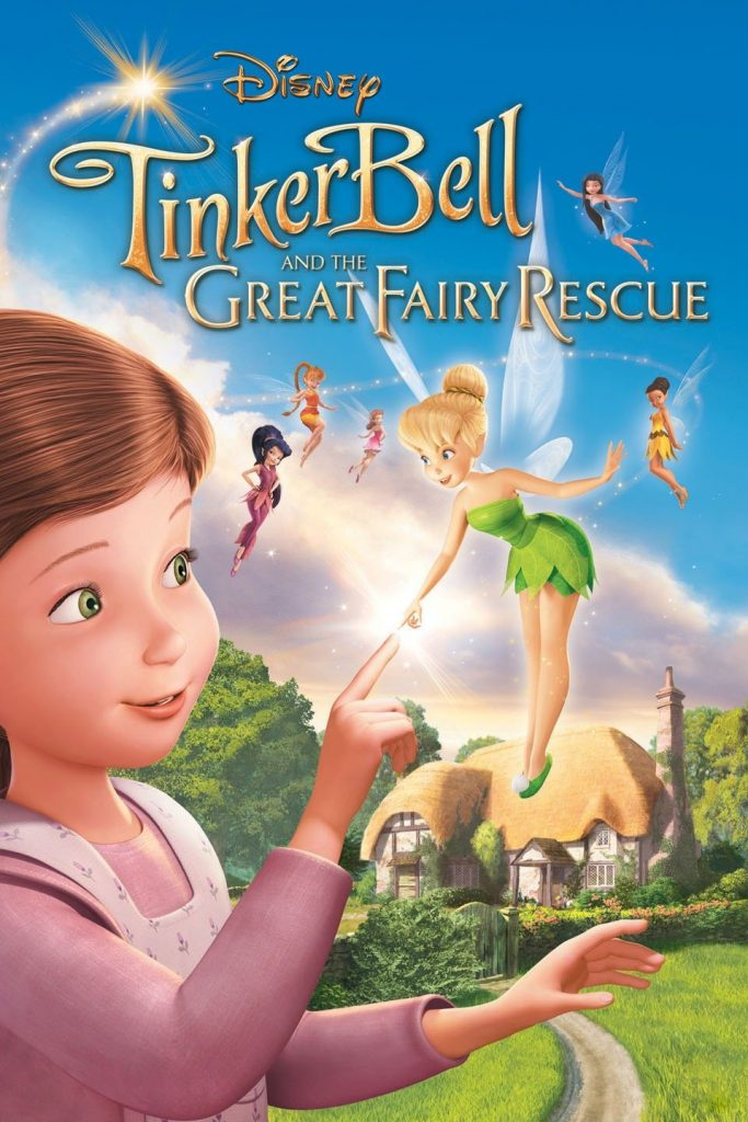 >Tinker Bell and the Great Fairy Rescue (2010) The Movie BD 1080p พากย์ไทย
