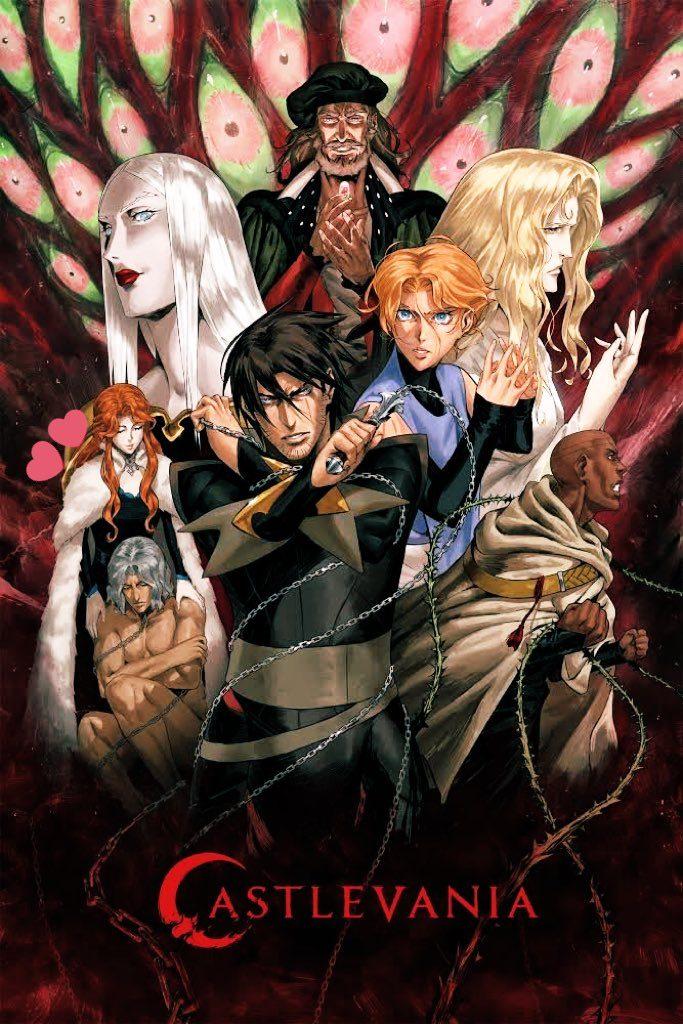 >Castlevania season 3 แคสเซิลเวเนีย ซีซั่น 3 ตอนที่ 1-10 ซับไทย