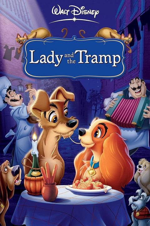 Lady-and-the-Tramp-1955-ทรามวัยกับไอ้ตูบ